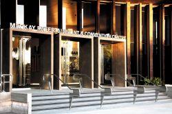 MECC Front Entrance