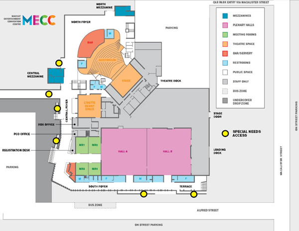 MECC Special Needs Access Map > Click here to view FULL SIZE iamge